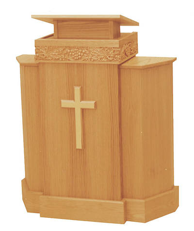 Woerner 367 Pulpit
