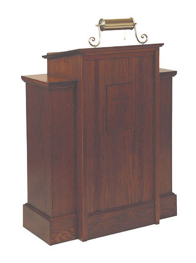 Woerner 165 Pulpit