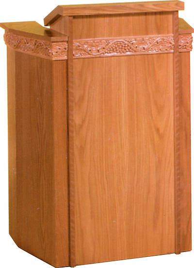 Woerner 6017 Pulpit