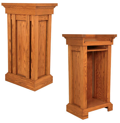 Picture of Woerner 740 Lectern