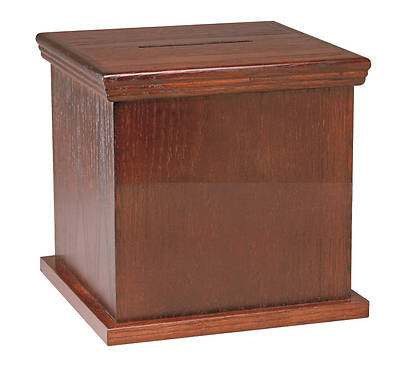 Picture of Woerner 1164 Tithe/Offering Box