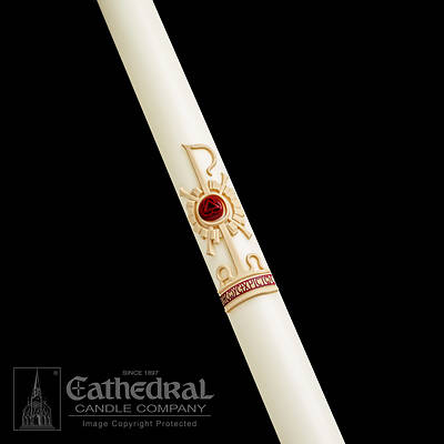Picture of Cathedral Holy Trinity Paschal Candle