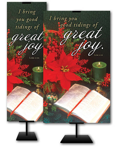 Picture of Great Joy Christmas Banner