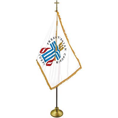 Picture of Presbyterian Indoor Deluxe Flag Set