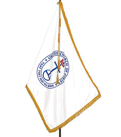 Picture of United Church of Christ Indoor Flag