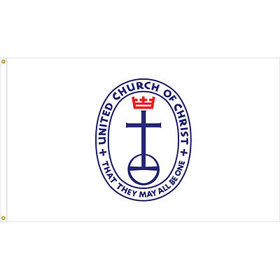 Picture of United Church of Christ Outdoor Flag