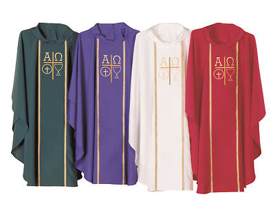 Picture of Abbott Hall Alpha 6060 Series Chasuble
