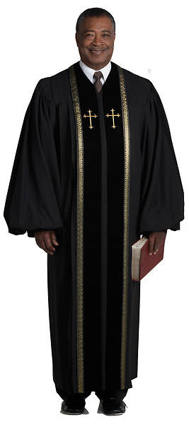 Murphy Qwick-Ship RT Wesley H-93M Pulpit Robe