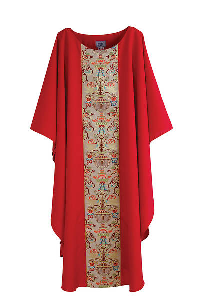 Picture of MDS Classic Coronation Red Chasuble