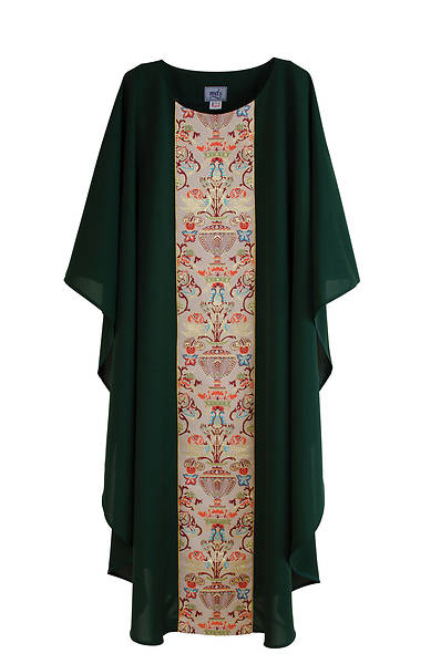 Picture of MDS Classic Coronation Green Chasuble