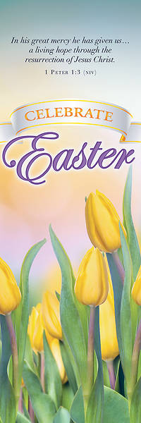 Picture of Celebrate Easter! Banner