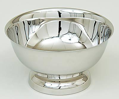 Picture of Koleys K345 Polished Stainless Steel Baptism Bowl