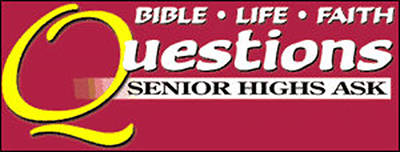 Picture of Questions - Authority of Scripture