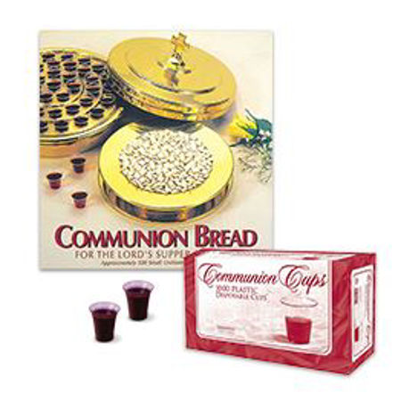 Picture for category Communion Supplies