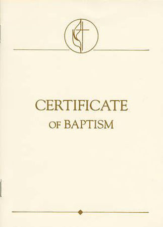 Picture for category Baptism