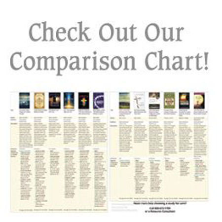 Picture for category Lenten Studies Comparison Chart
