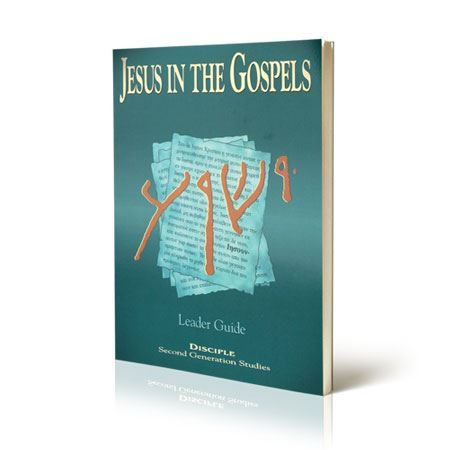 Picture for category Jesus in the Gospels - Save 20%