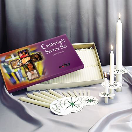 Picture for category Candlelight Service Supplies