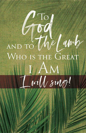 Picture for category Palm Sunday & Holy Week