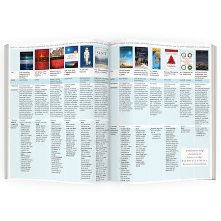 Picture for category Advent Studies Comparison Chart