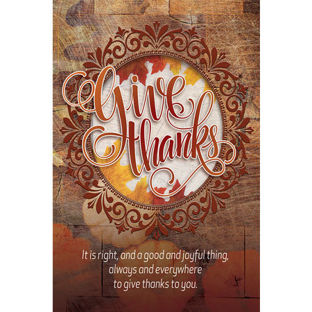 Picture for category Fall & Thanksgiving Bulletins