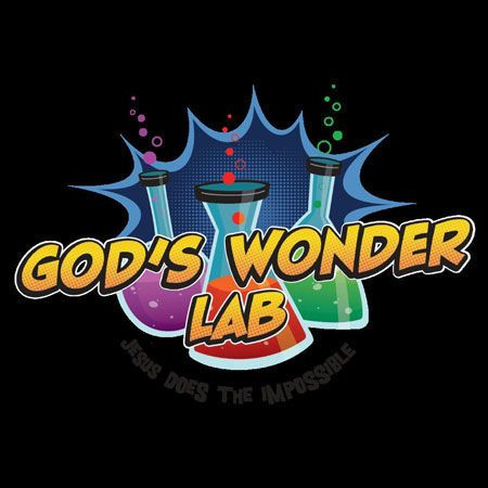 Picture for category God's Wonder Lab VBS 2022